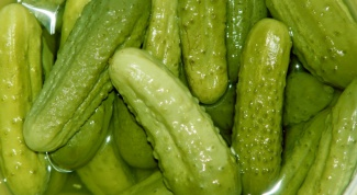 Why pickled cucumbers are soft