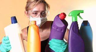 Химическое оружие у нас дома: чем вредна бытовая химия