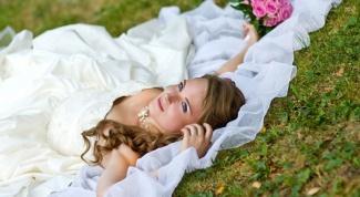 Продажа свадебного платья: практичность или дурная примета