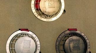 Сколько стоят медали Универсиады 2013