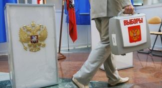 На какой срок избирается президент