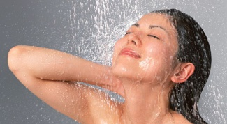 Harmful if a cold shower after a workout?
