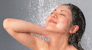 Вреден ли холодный душ после тренировки?