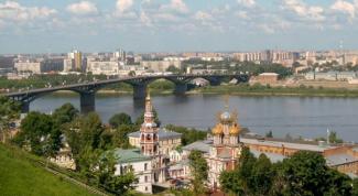 Какая погода летом в Нижнем Новгороде