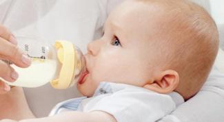 Как выбрать антирефлюксную детскую смесь