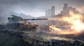 Какие секреты есть в word of tanks