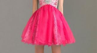 Короткие мини-платья
