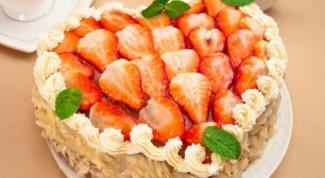 Как приготовить торт «Сердце»
