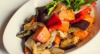 """Как приготовить запеченные овощи """"по-царски"""""""