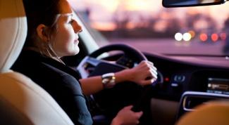 Советы новичкам за рулем