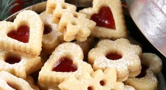 Как приготовить печенье с джемом в домашних условиях