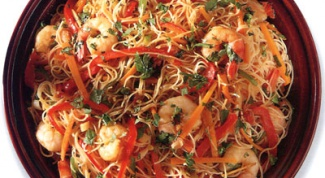 Как приготовить гречневую лапшу в азиатском стиле