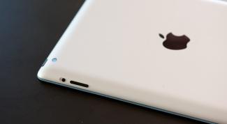 """Восстановление iPad, если он завис на """"яблоке"""""""
