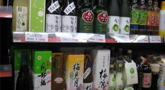 В чем особенность японского сливового вина