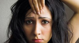 Как справиться с шишкой на лбу