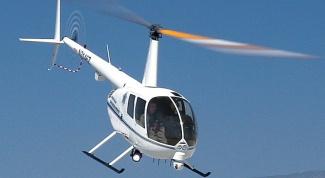 Простая подготовка к полету на вертолете