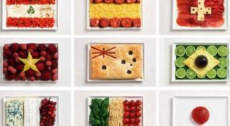 4 самые полезные кухни мира
