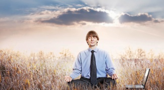 Йога и работа