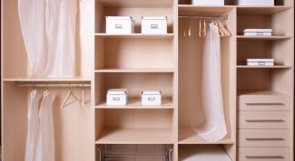 Как организовать идеальный гардероб