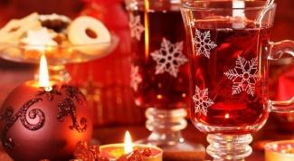Какой напиток выбрать на Новый год