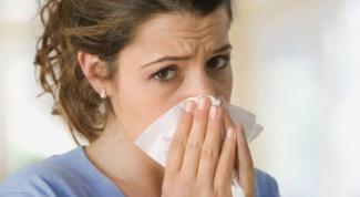 5 средств для избавления от насморка