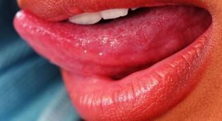 Диагностика заболеваний по налету на языке