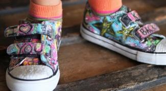 Как выбрать спортивную детскую обувь