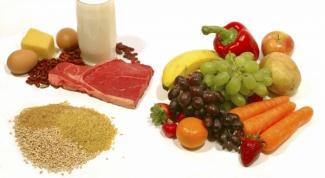 Польза от раздельного питания