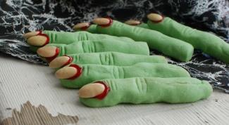 """Как приготовить печенье """"Ведьмины пальчики"""""""