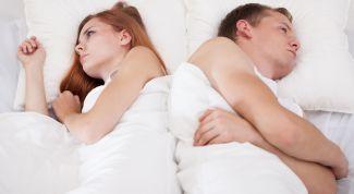 Сексуальная жизнь: если не получается заняться сексом