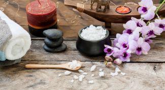 Поваренная соль из камня галит