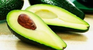 Как похудеть с авокадо
