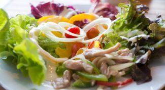 Рецепты салатов с редькой