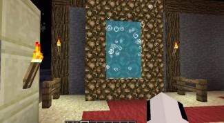 Как построить портал в рай в Майнкрафте