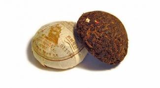 Чай пуэр - лекарство от семи болезней