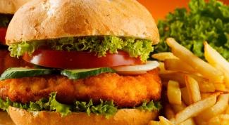 """Здоровое питание. О вреде """"быстрой еды"""""""