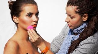Бьюти-блендер для идеального макияжа