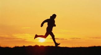 Здоровый образ жизни. Человек рожден, чтобы бегать