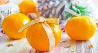 Почему именно мандарины ассоциируются с Новым годом?