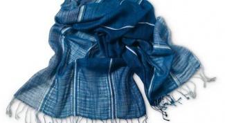Палантин: долгий путь к модному шарфу