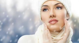 Как ухаживать за кожей лица в зимние холодные месяцы