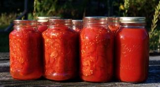 Как приготовить лечо из помидоров на зиму