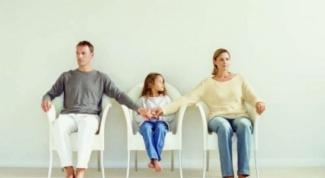 Как объяснить ребенку развод