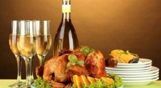 Как приготовить блюда из курицы