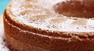 Низкокалорийный шоколадный торт