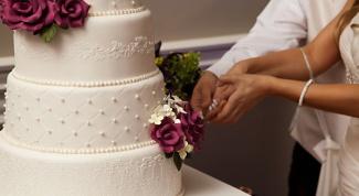 Как заказать свадебный торт
