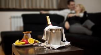 Что заказать на дом для романтического ужина