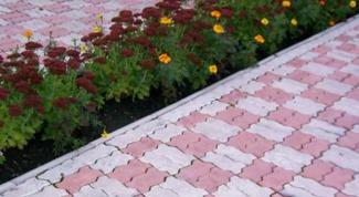 Купить или сделать формы для тротуарной плитки?