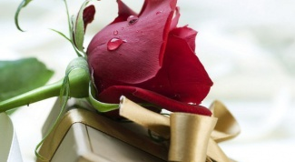 Why a man does not give you gifts: 4 reasons