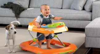 Baby walkers – do they?